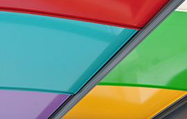 Arlequin - Coloris des panneaux